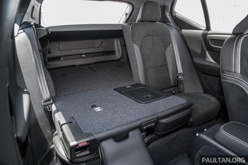 Volvo XC40 dilancarkan di Malaysia – varian tunggal T5 AWD R-Design, CKD pada harga RM255,888 Image #870419