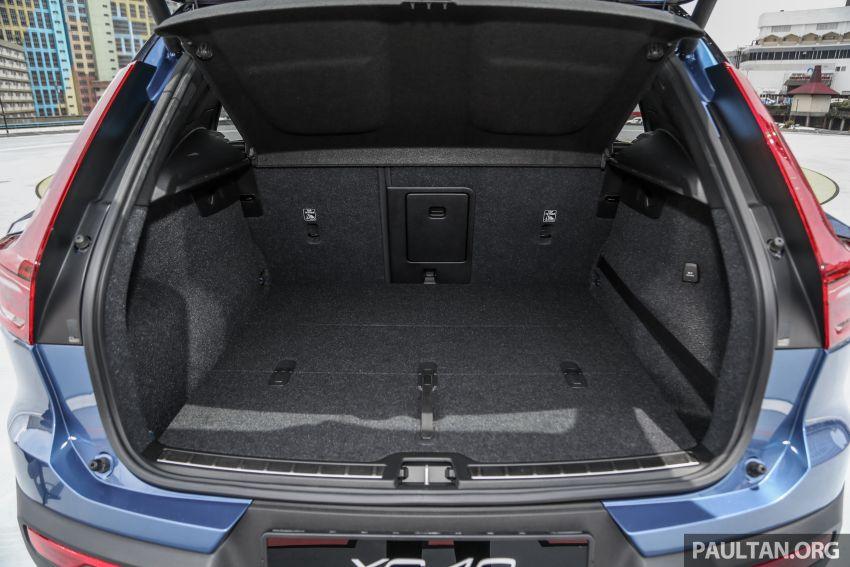 Volvo XC40 dilancarkan di Malaysia – varian tunggal T5 AWD R-Design, CKD pada harga RM255,888 Image #870423