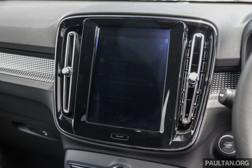 Volvo XC40 dilancarkan di Malaysia – varian tunggal T5 AWD R-Design, CKD pada harga RM255,888 Image #870389
