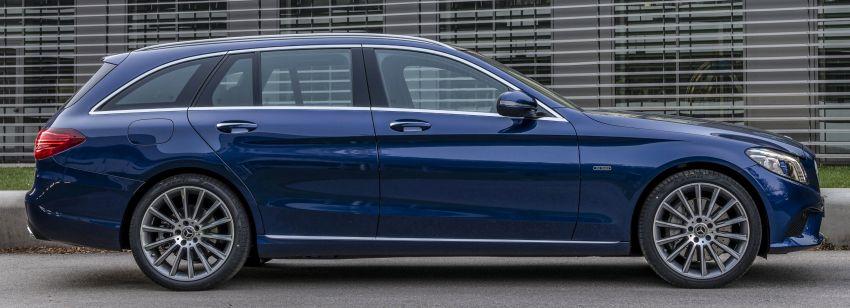Mercedes-Benz C300de W205 – plug-in hybrid diesel Image #872428