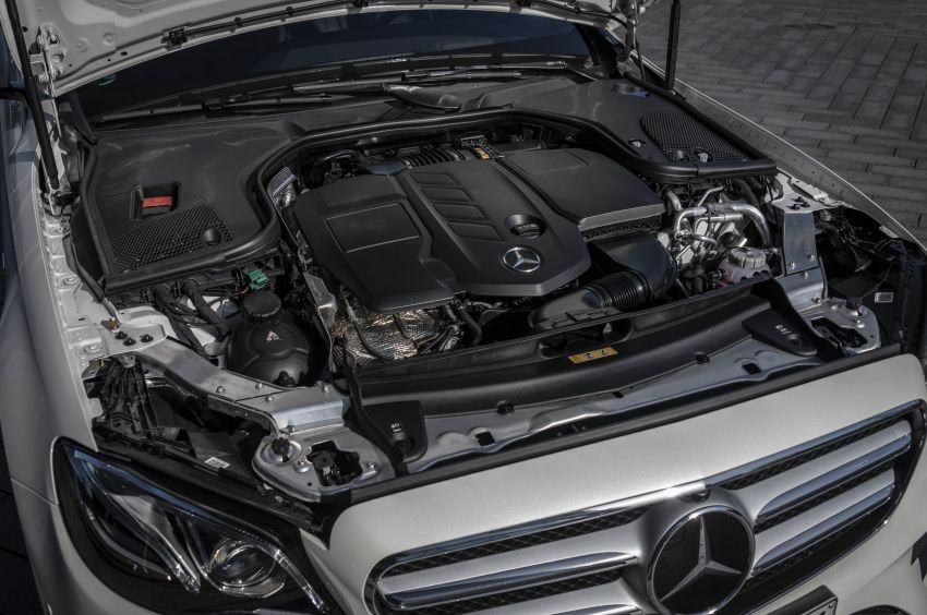 W213 Mercedes-Benz E300e and E300de debut – new plug-in hybrid models with up to 320 PS, 1.6 l/100 km Image #872301