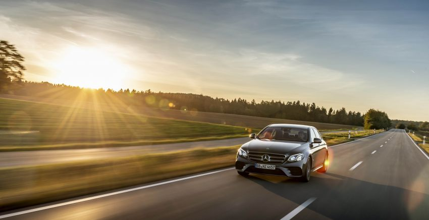 W213 Mercedes-Benz E300e and E300de debut – new plug-in hybrid models with up to 320 PS, 1.6 l/100 km Image #872202