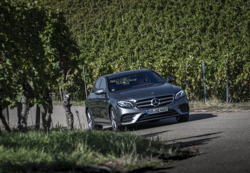 W213 Mercedes-Benz E300e and E300de debut – new plug-in hybrid models with up to 320 PS, 1.6 l/100 km Image #872223