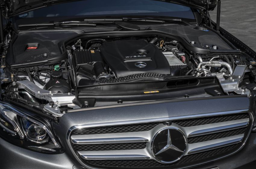 W213 Mercedes-Benz E300e and E300de debut – new plug-in hybrid models with up to 320 PS, 1.6 l/100 km Image #872232