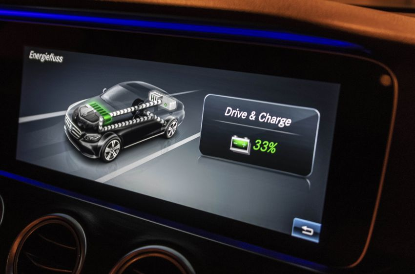W213 Mercedes-Benz E300e and E300de debut – new plug-in hybrid models with up to 320 PS, 1.6 l/100 km Image #872236