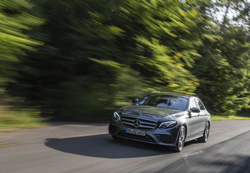 W213 Mercedes-Benz E300e and E300de debut – new plug-in hybrid models with up to 320 PS, 1.6 l/100 km Image #872196