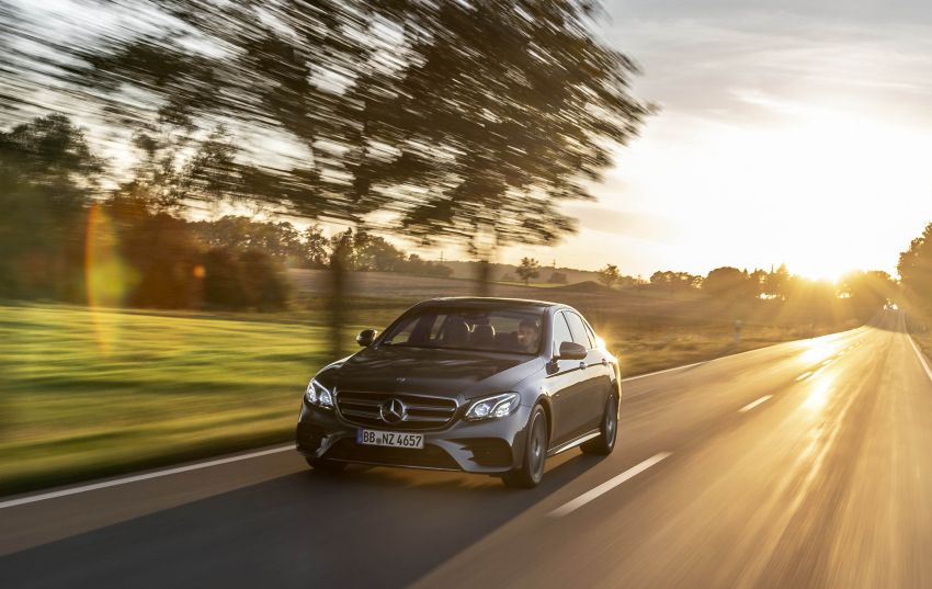 W213 Mercedes-Benz E300e and E300de debut – new plug-in hybrid models with up to 320 PS, 1.6 l/100 km Image #872201