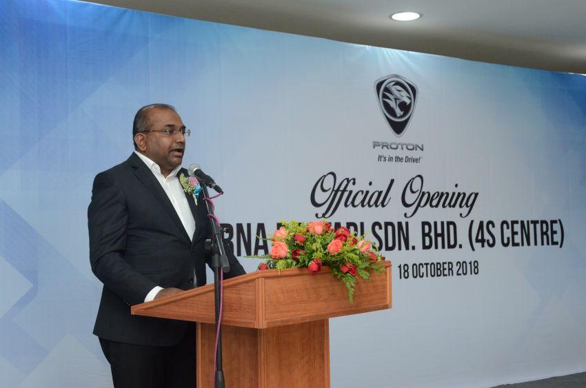 Proton launches six new 3S/4S centres in Malaysia – Port Dickson, Nilai, Ipoh, Bintulu, Miri and Sandakan Image #876228