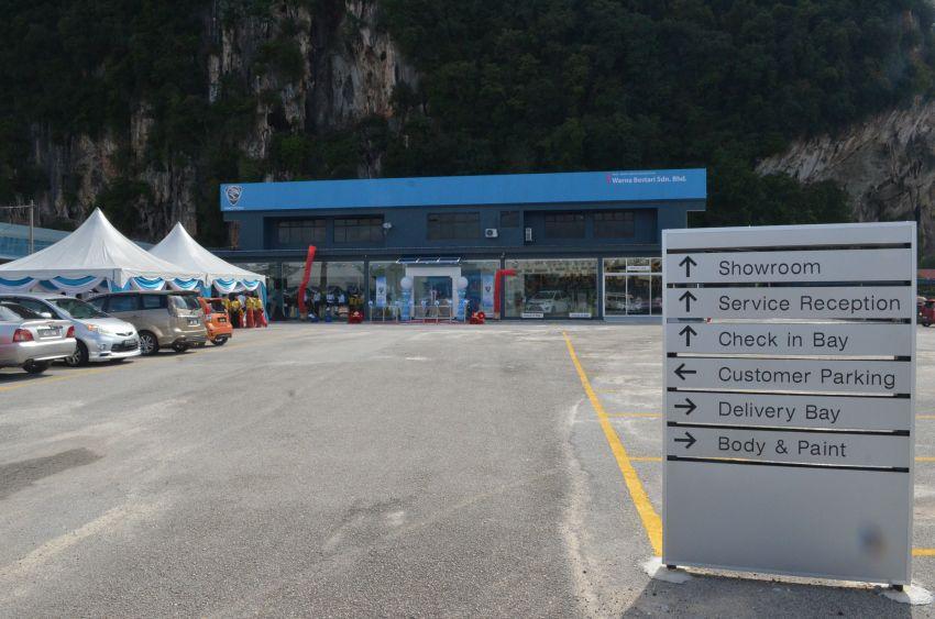 Proton launches six new 3S/4S centres in Malaysia – Port Dickson, Nilai, Ipoh, Bintulu, Miri and Sandakan Image #876230