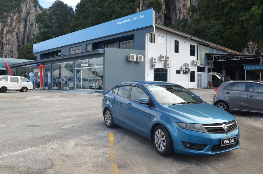 Proton launches six new 3S/4S centres in Malaysia – Port Dickson, Nilai, Ipoh, Bintulu, Miri and Sandakan Image #876232