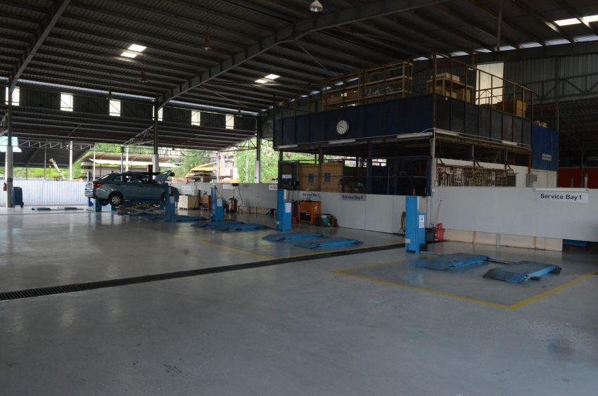 Proton launches six new 3S/4S centres in Malaysia – Port Dickson, Nilai, Ipoh, Bintulu, Miri and Sandakan Image #876219