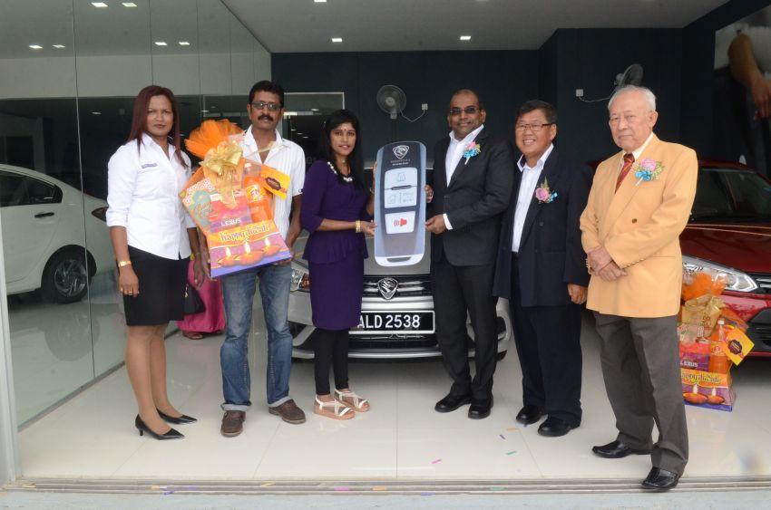 Proton launches six new 3S/4S centres in Malaysia – Port Dickson, Nilai, Ipoh, Bintulu, Miri and Sandakan Image #876223