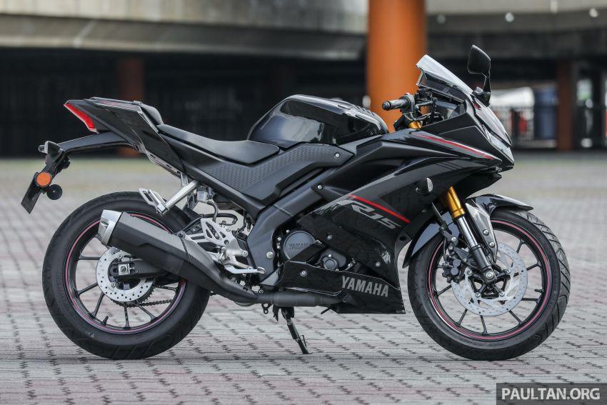 TUNGGANG UJI: Yamaha YZF-R15 – untuk 'kaki roket' Image #881523