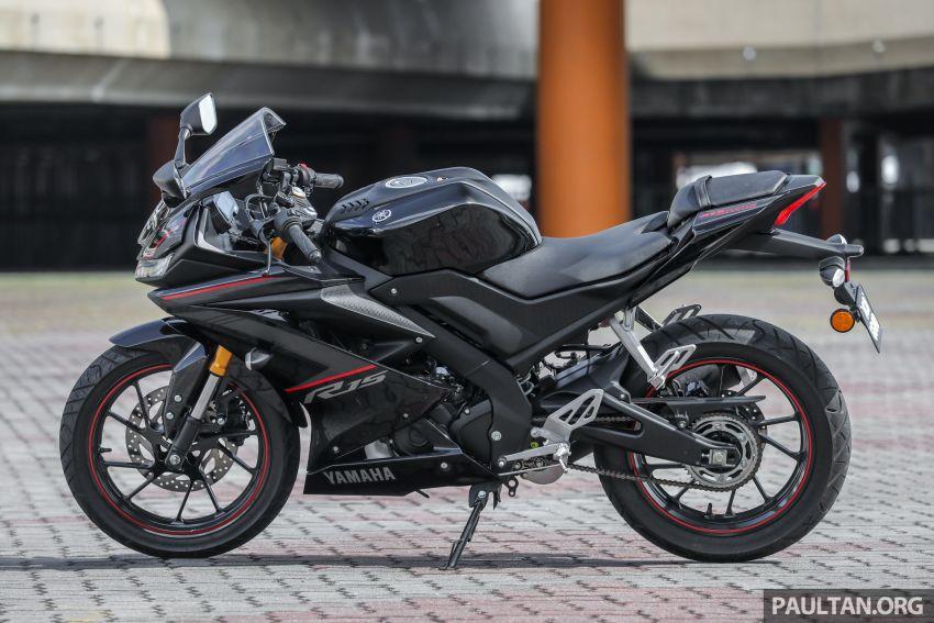TUNGGANG UJI: Yamaha YZF-R15 – untuk 'kaki roket' Image #881525