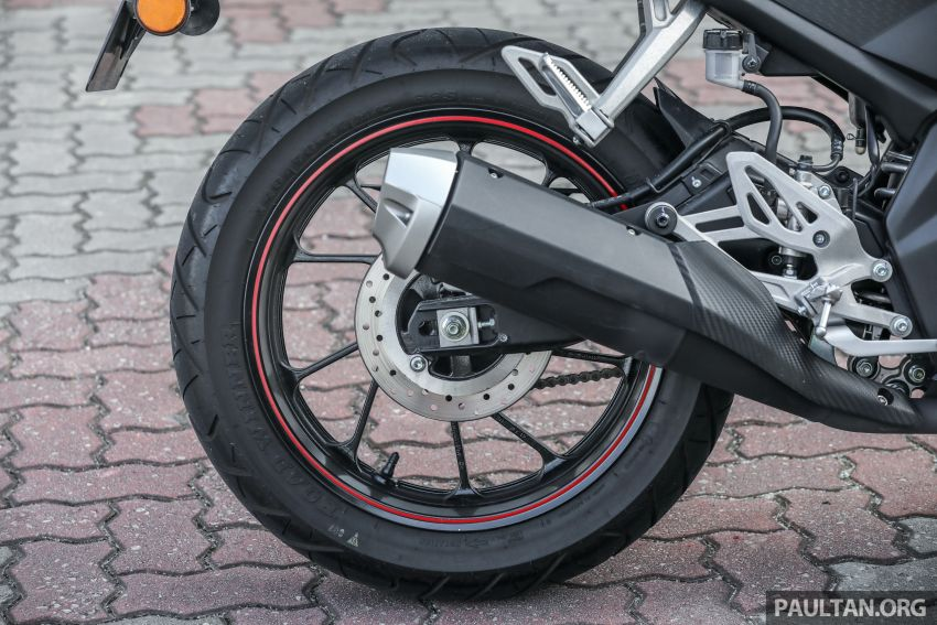TUNGGANG UJI: Yamaha YZF-R15 – untuk 'kaki roket' Image #881540
