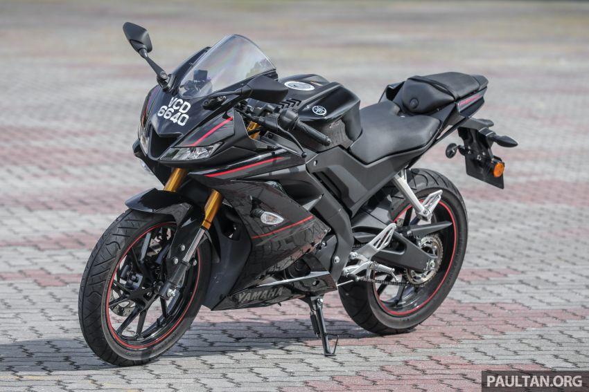 TUNGGANG UJI: Yamaha YZF-R15 – untuk 'kaki roket' Image #881516