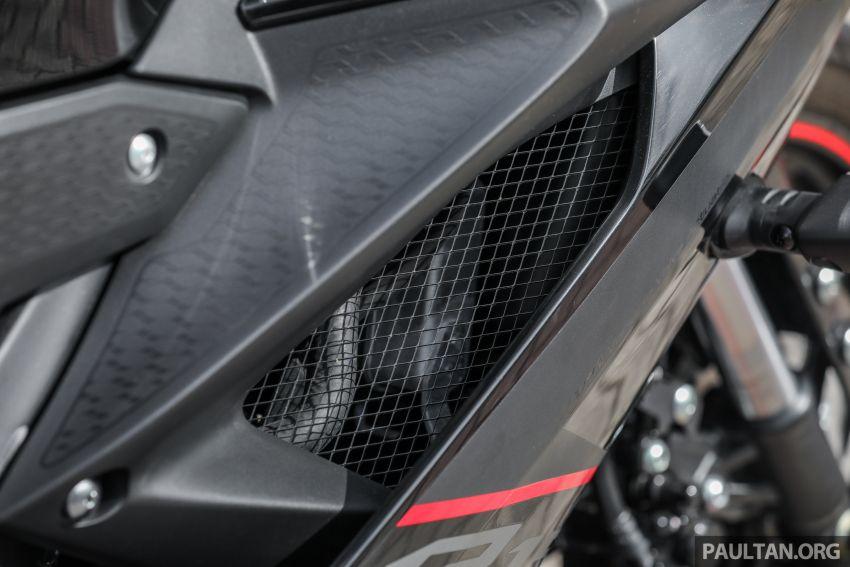TUNGGANG UJI: Yamaha YZF-R15 – untuk 'kaki roket' Image #881544
