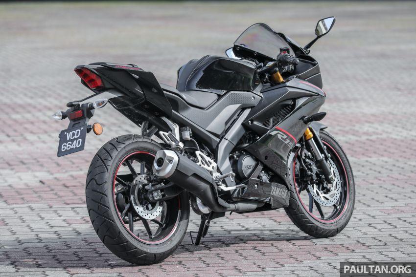 TUNGGANG UJI: Yamaha YZF-R15 – untuk 'kaki roket' Image #881518