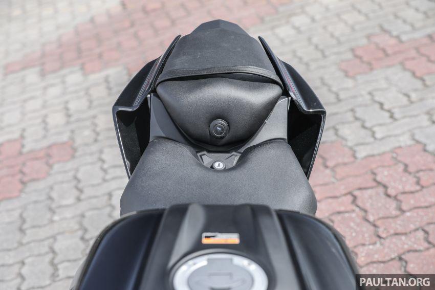 TUNGGANG UJI: Yamaha YZF-R15 – untuk 'kaki roket' Image #881571