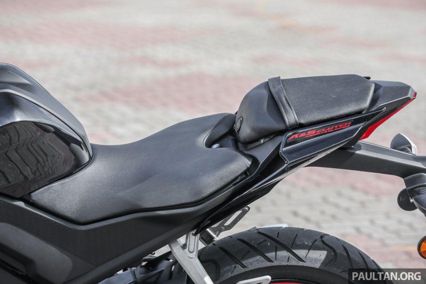 TUNGGANG UJI: Yamaha YZF-R15 – untuk 'kaki roket' Image #881573