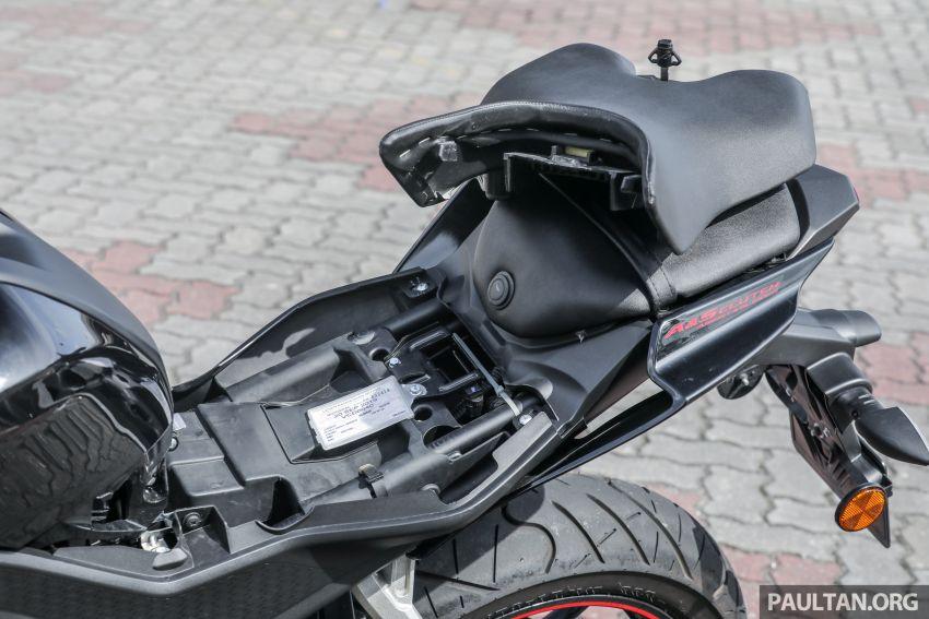 TUNGGANG UJI: Yamaha YZF-R15 – untuk 'kaki roket' Image #881575
