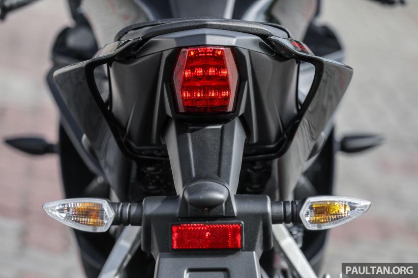 TUNGGANG UJI: Yamaha YZF-R15 – untuk 'kaki roket' Image #881577