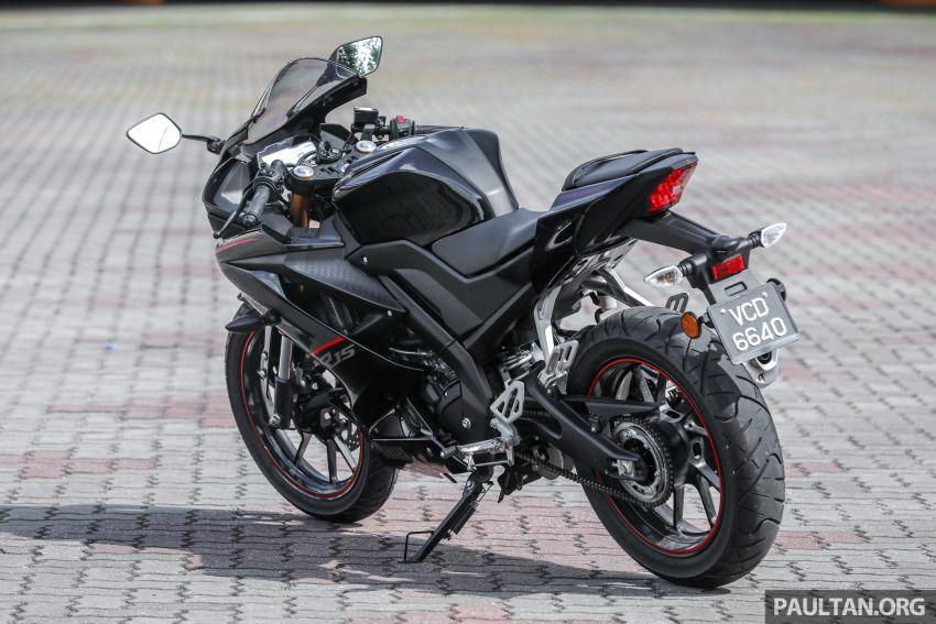 TUNGGANG UJI: Yamaha YZF-R15 – untuk 'kaki roket' Image #881520