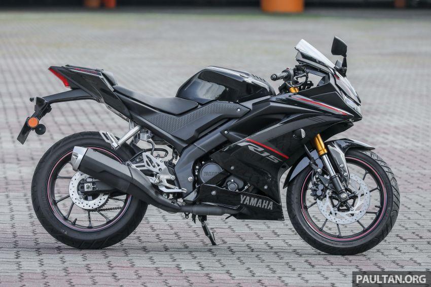 TUNGGANG UJI: Yamaha YZF-R15 – untuk 'kaki roket' Image #881522