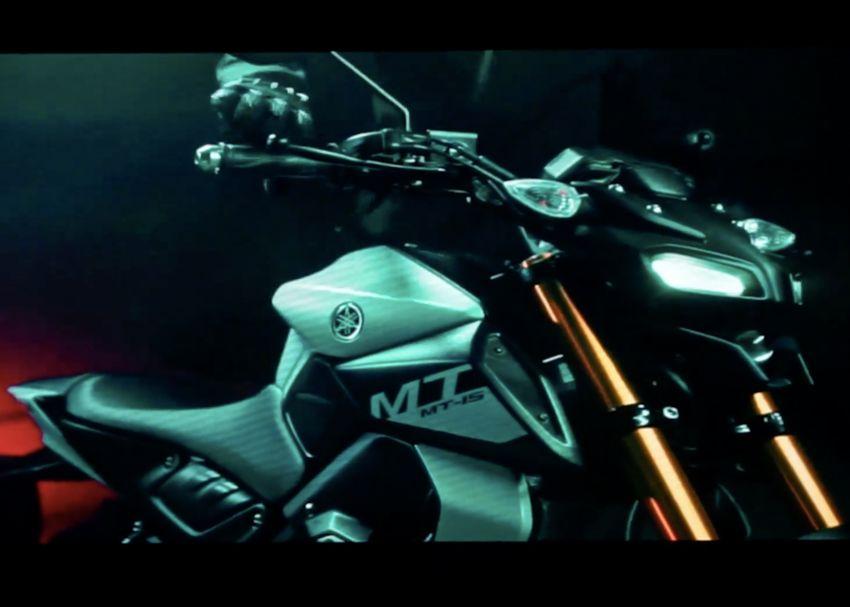 Yamaha MT-15 muncul di Thailand – enjin VVA 155 cc Image #871116
