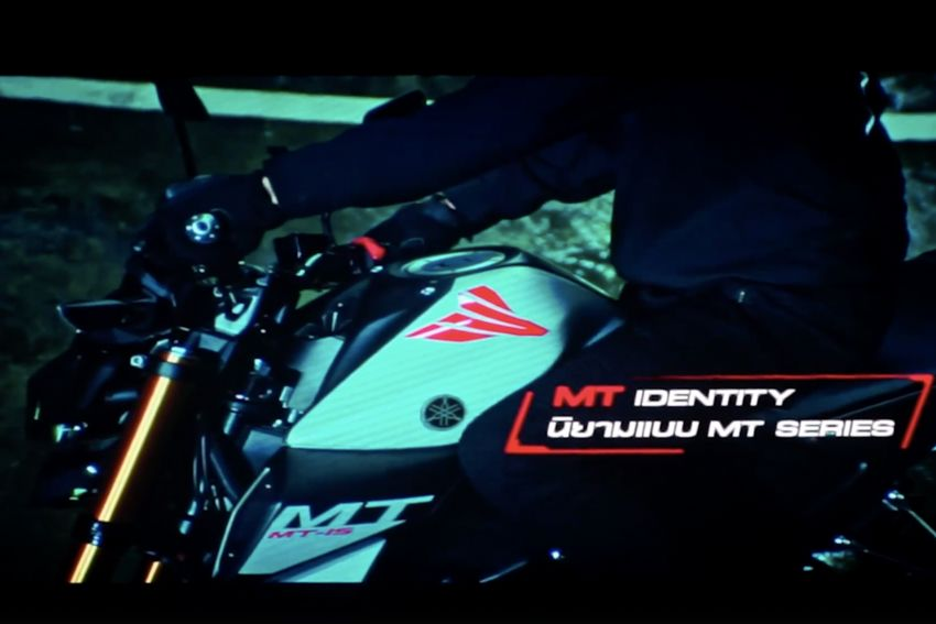 Yamaha MT-15 muncul di Thailand – enjin VVA 155 cc Image #871126