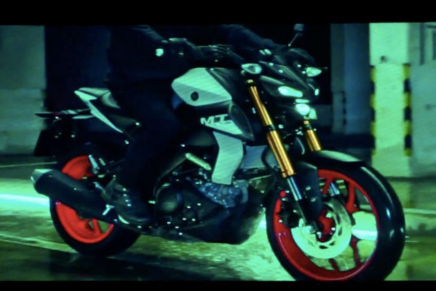 Yamaha MT-15 muncul di Thailand – enjin VVA 155 cc Image #871127