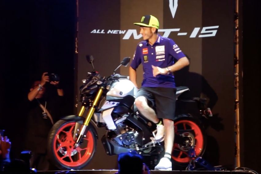 Yamaha MT-15 muncul di Thailand – enjin VVA 155 cc Image #871131