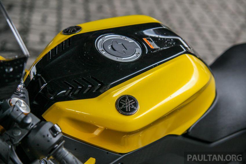TUNGGANG UJI: Yamaha YZF-R15 – untuk 'kaki roket' Image #881601
