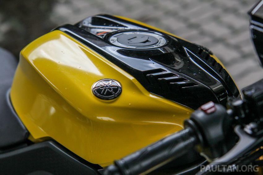 TUNGGANG UJI: Yamaha YZF-R15 – untuk 'kaki roket' Image #881602