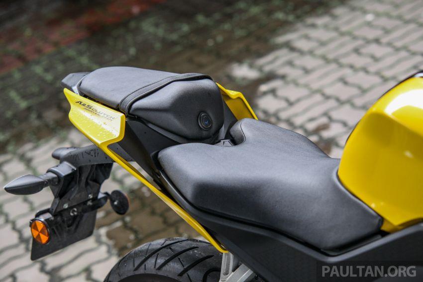 TUNGGANG UJI: Yamaha YZF-R15 – untuk 'kaki roket' Image #881603