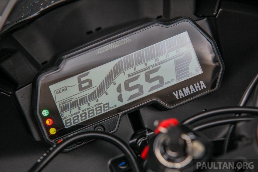 TUNGGANG UJI: Yamaha YZF-R15 – untuk 'kaki roket' Image #881608