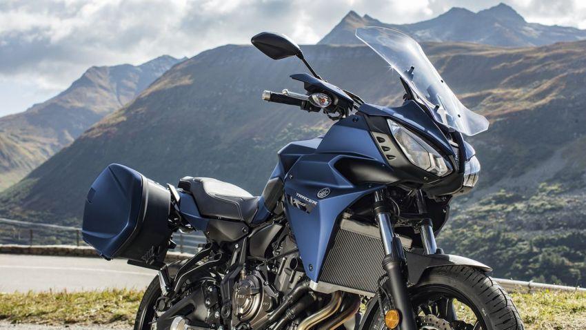 Yamaha Tracer 700GT diperkenal, lebih berkemampuan Image #869368