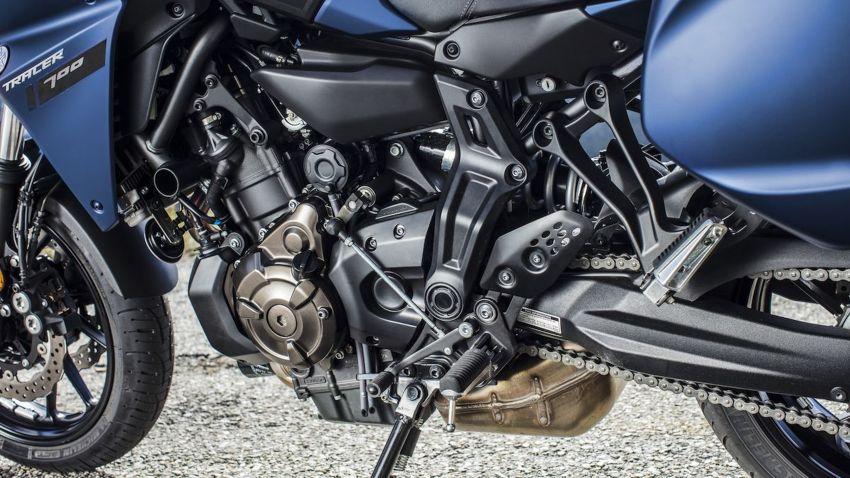 Yamaha Tracer 700GT diperkenal, lebih berkemampuan Image #869370