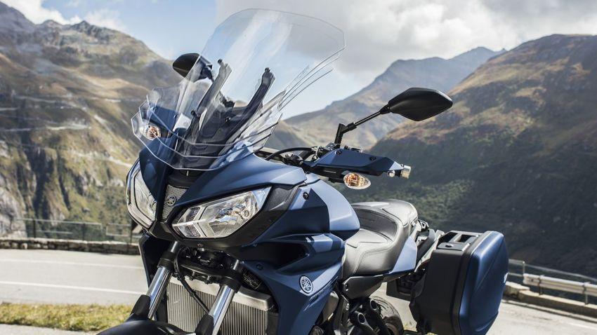 Yamaha Tracer 700GT diperkenal, lebih berkemampuan Image #869373