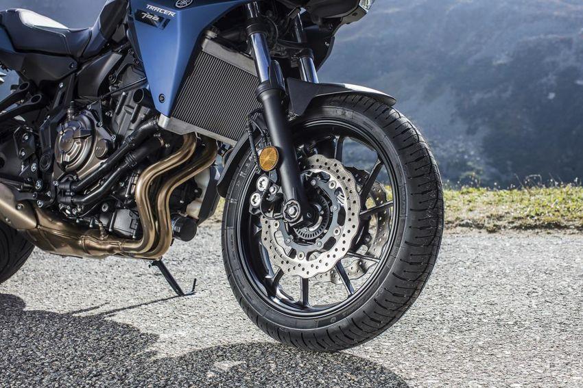 Yamaha Tracer 700GT diperkenal, lebih berkemampuan Image #869376