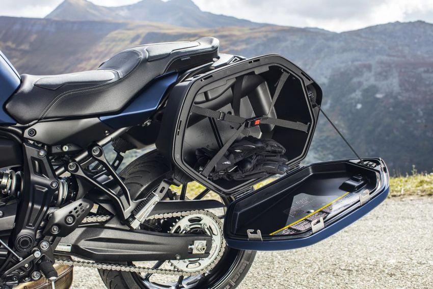 Yamaha Tracer 700GT diperkenal, lebih berkemampuan Image #869379