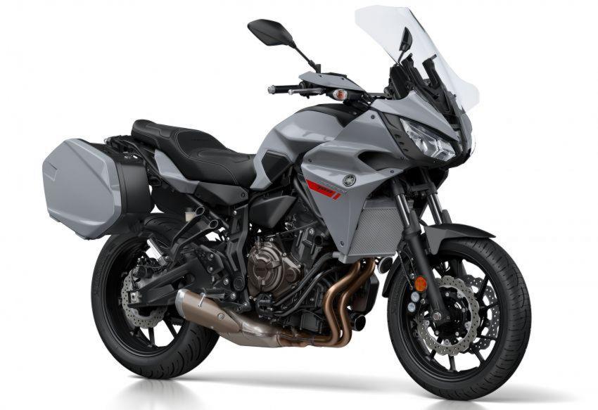 Yamaha Tracer 700GT diperkenal, lebih berkemampuan Image #869381