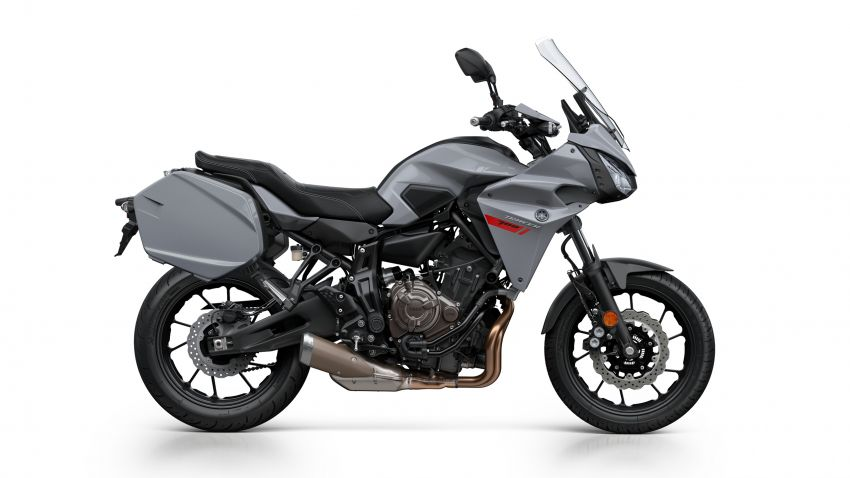 Yamaha Tracer 700GT diperkenal, lebih berkemampuan Image #869382