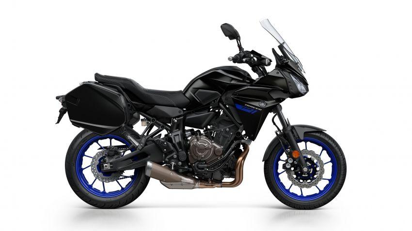 Yamaha Tracer 700GT diperkenal, lebih berkemampuan Image #869384