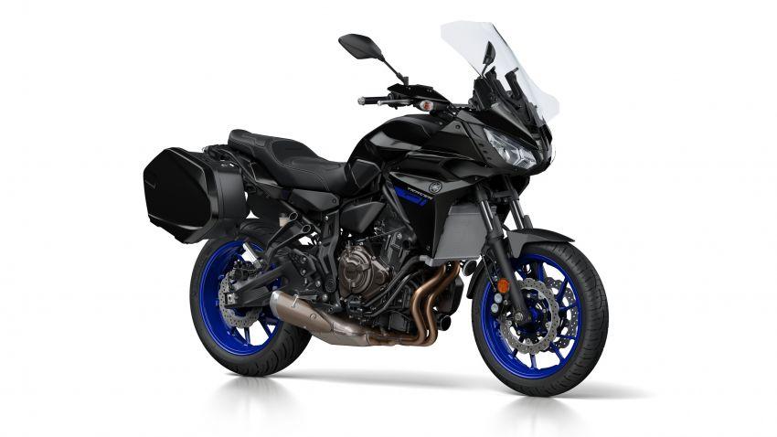Yamaha Tracer 700GT diperkenal, lebih berkemampuan Image #869385