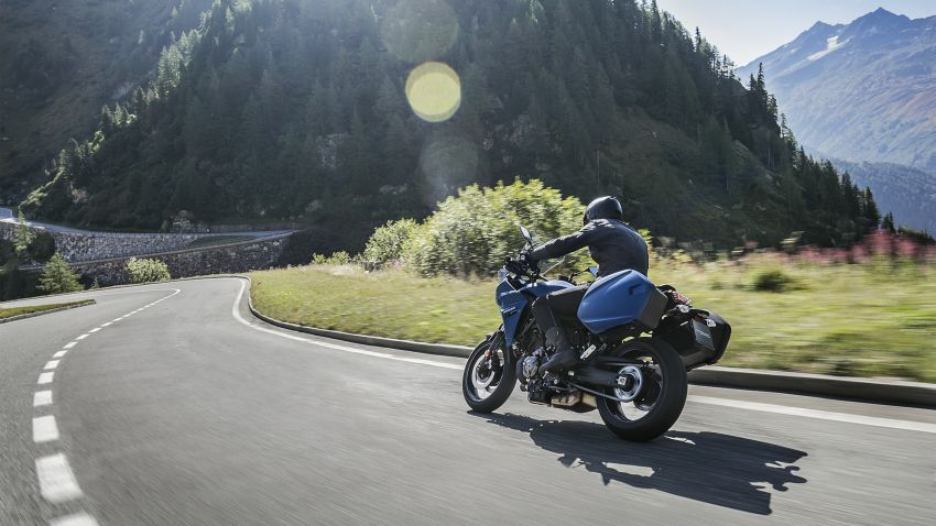 Yamaha Tracer 700GT diperkenal, lebih berkemampuan Image #869358