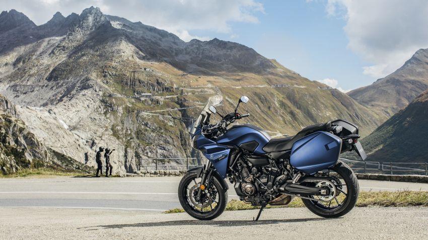 Yamaha Tracer 700GT diperkenal, lebih berkemampuan Image #869362