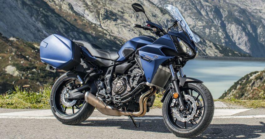 Yamaha Tracer 700GT diperkenal, lebih berkemampuan Image #869363