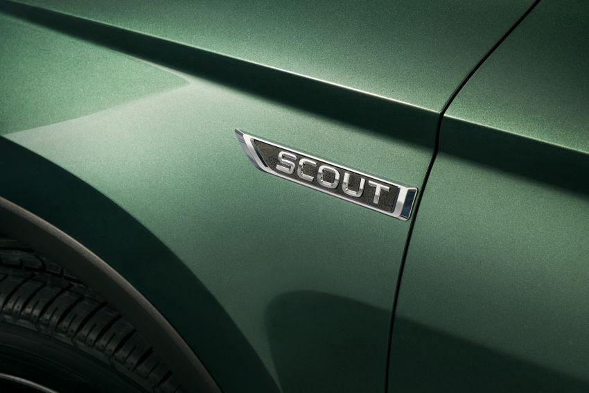 Skoda Karoq Scout and Sportline variants introduced Image #867229