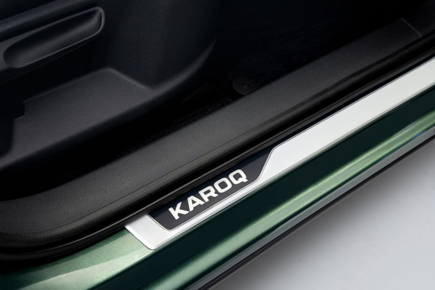 Skoda Karoq Scout and Sportline variants introduced Image #867231